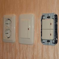 Монтаж, ремонт, замена выключателей Новоалтайск